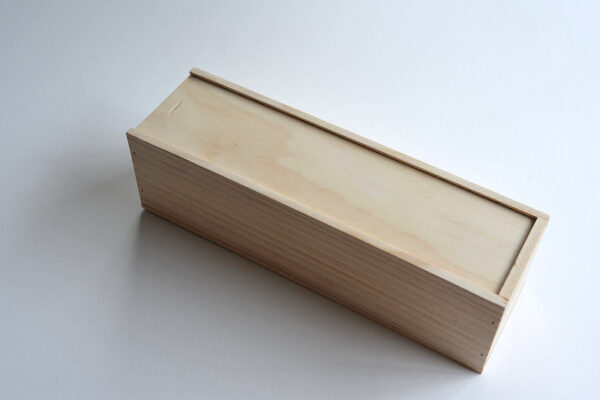 Magnum wine box by Wooden Box