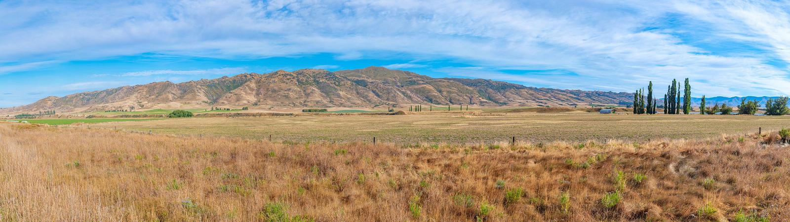 Otago landscape New Zealand - The Wooden Box